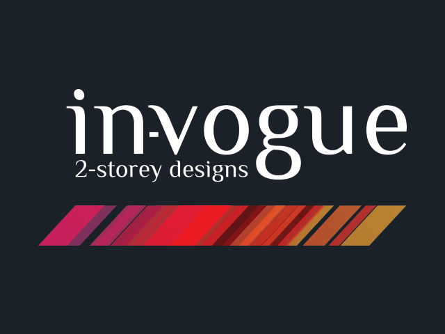 In-Vogue 2-storey designs