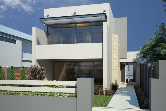 Display home details - Casas minimalistas de lujo ...